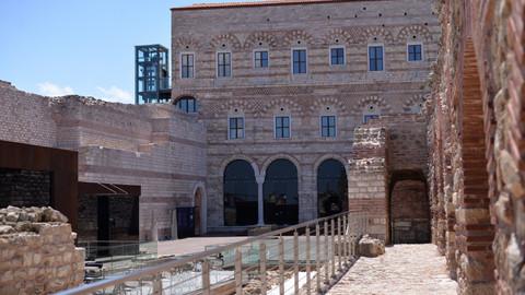 Tekfur Sarayı Müzesi Galeri - 2. Resim