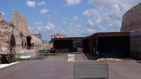 Tekfur Sarayı Müzesi Galeri - 9. Resim