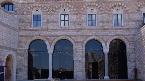 Tekfur Sarayı Müzesi Galeri - 4. Resim