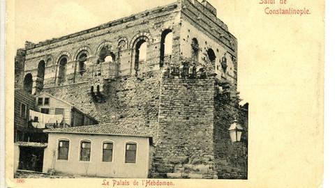 Tekfur Sarayı Müzesi Galeri - 26. Resim