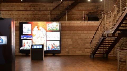 Tekfur Sarayı Müzesi Galeri - 18. Resim