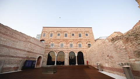 Tekfur Palace Museum